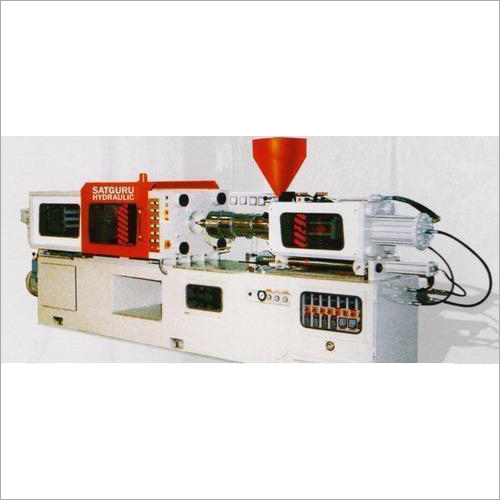 Fully Automatic Direct Drive Moulding Machine