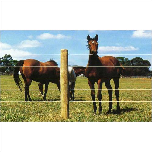 Solar Power Animal Fence