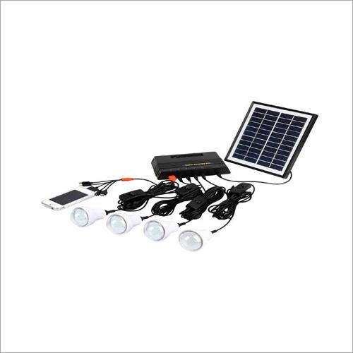 Polycrystalline Silicon Solar Home Light System
