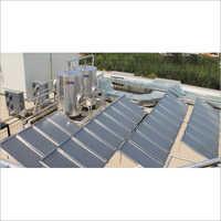 Hybrid Solar Water Heater System