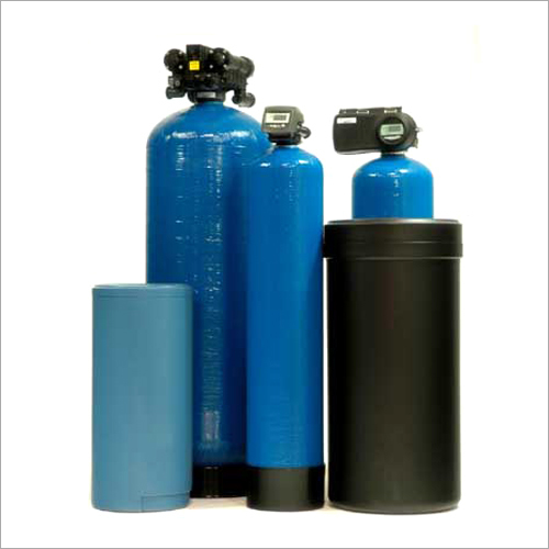 Water Softening Cylinder