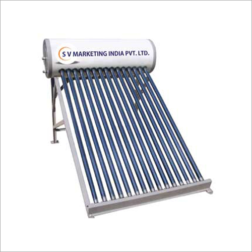 SVM Solar Water Heater