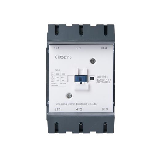 CJX2 3 phase ac contactores contactor