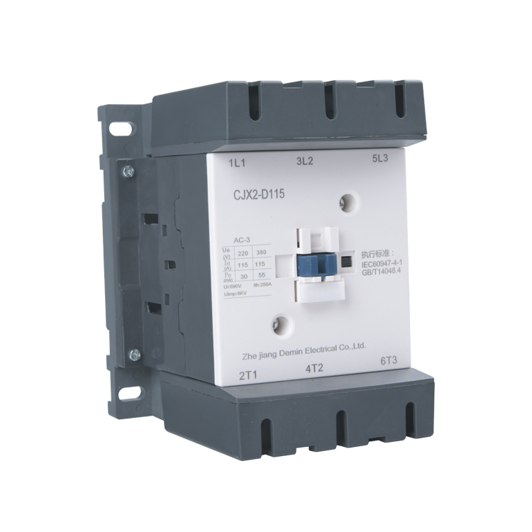 CJX2 3 phase ac contactores contactor