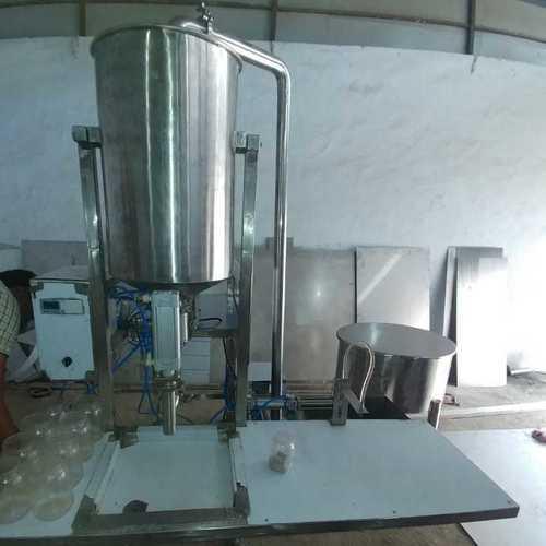 Mango pickle filling machine