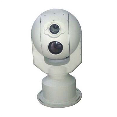 Dome EO Pantilt Thermal Camera