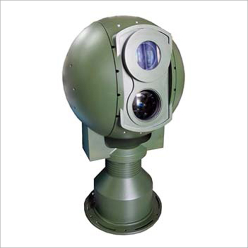 640×512 Pixel Dome EO Pantilt Camera