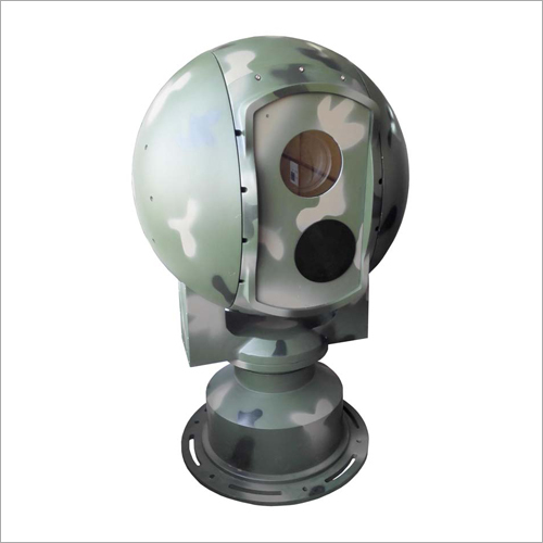 324×256 Pixel Dome EO Pantilt Camera