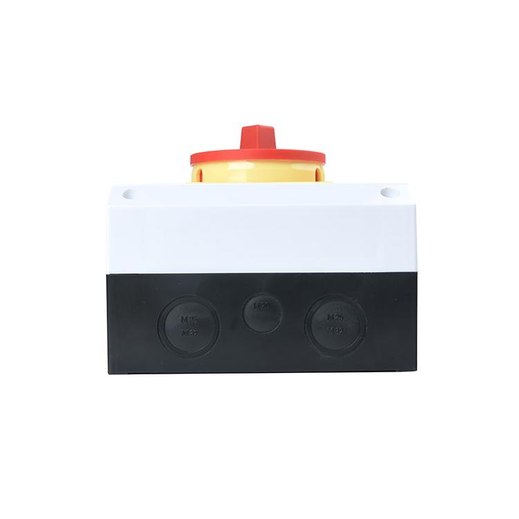 DMP1-100 plastic waterproof box