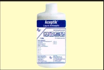 Aceptik Liquid Antiseptic