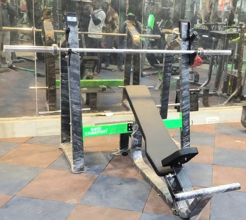 Olympic Incline Bench Press