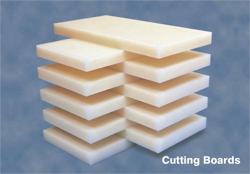 White Plastic Sheet