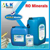 RO Cleaner Chemical Minerals