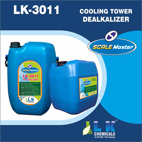 Cooling Tower Dealkalizer