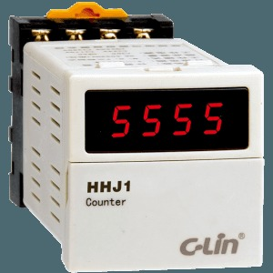 Counter relay HHJ1 HHJ1-H
