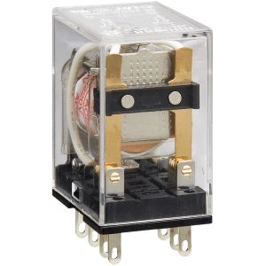 Electromagnetic Relay HHC68B-2Z(HH52P.MY2)