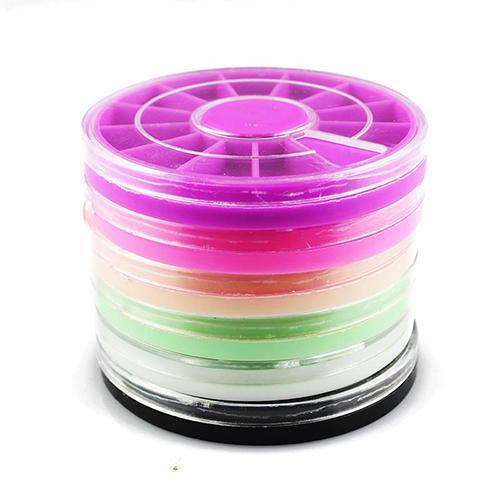 Round Plastic Disc
