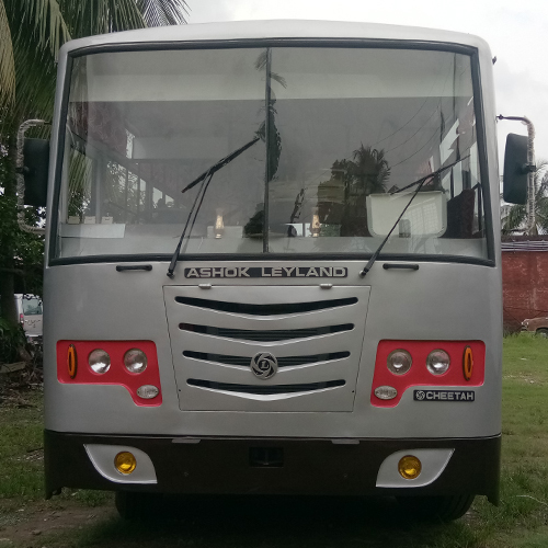 ALL Bus Body Fabrication