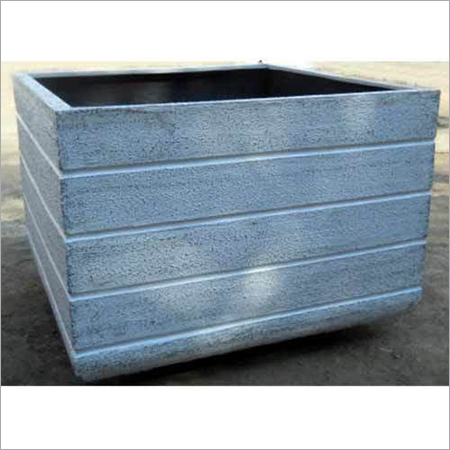Sea Breeze Square Designer Planter