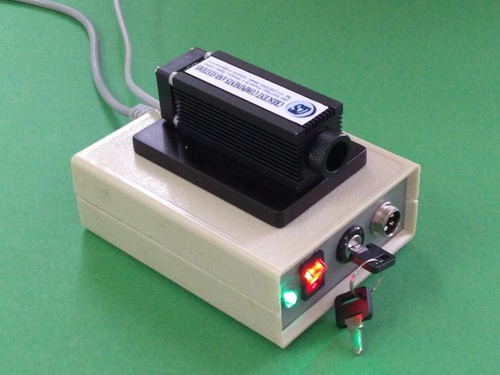 Diode Lasers (Red, Green, Blue)