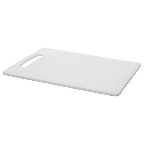 White Plastic Chopping Board