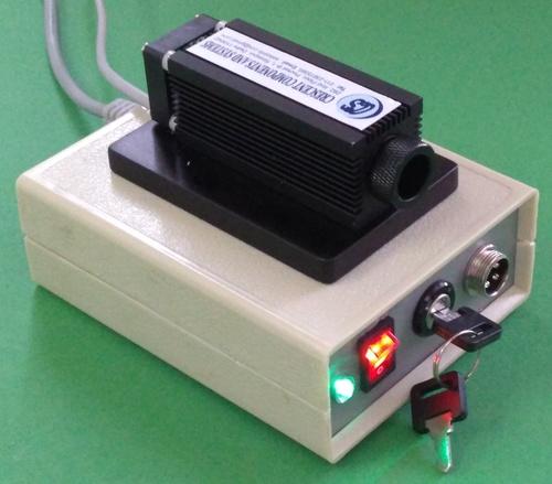 Diode Laser @ 633 nm