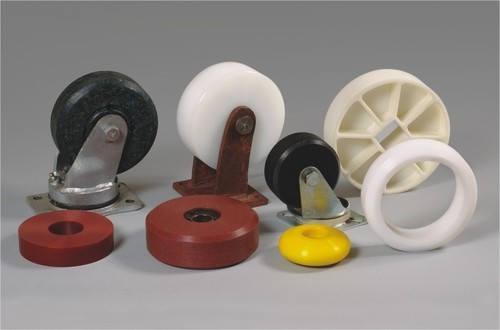 Plastic Caster Wheels