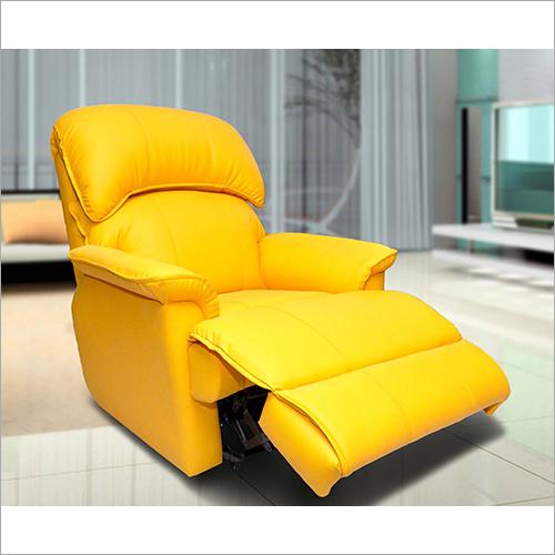 Yellow Living Room Recliner