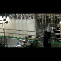 beverages filling machine