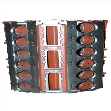 Cylinder Block V12