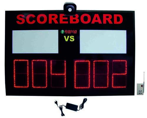 Electronic Scoreboards