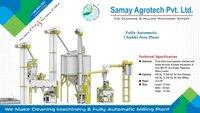 250kg Fully Automatic Chakki Atta Plant
