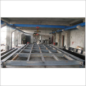 Weighing Scale Steel Structure