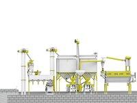 Fully Automatic Chakki Atta Plant 500kg