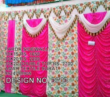 Wedding Parda Design