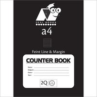 Paperfine Counter Books