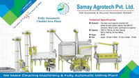 Fully Automatic Atta Chakki Plant with Gravity Separator 1000 kg