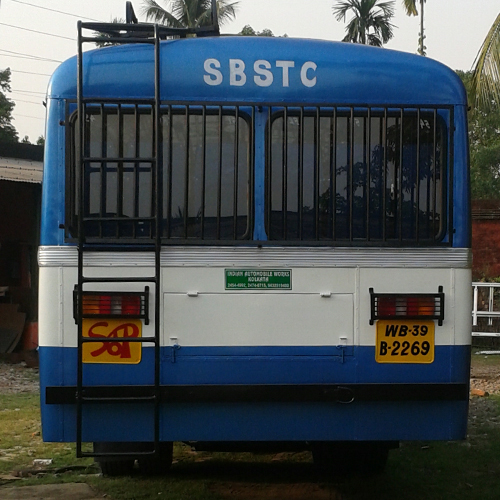 Government Bus Body