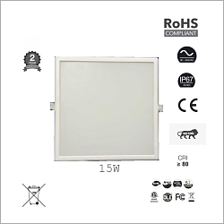 15W Square Ceiling Lights
