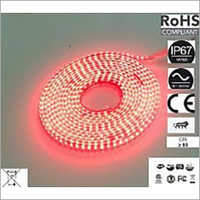 20W 500 cm Red LED Strip Light
