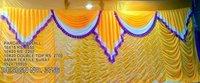 Mandap Side Wall Decoration