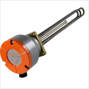 B Rod Type Industrial Immersion Heater