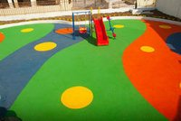 Children Playground Flooring Service