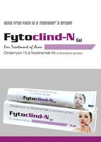 Clindamycin Phosphate 1% + Nicotinamide 4%