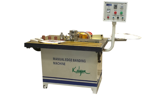 MANUAL EDGE BANDING MACHINE (KI-SEB-207A)