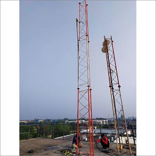 Guyed Wire Mast