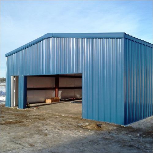 Industrial Prefabricated Portable Cabin