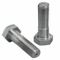Mild Steel Hex Bolt