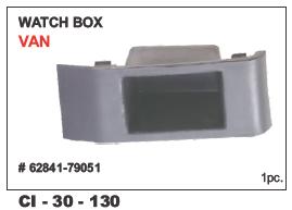 Van Watch Box