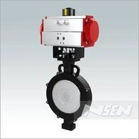 Double offset High Performance Butterfly Valve